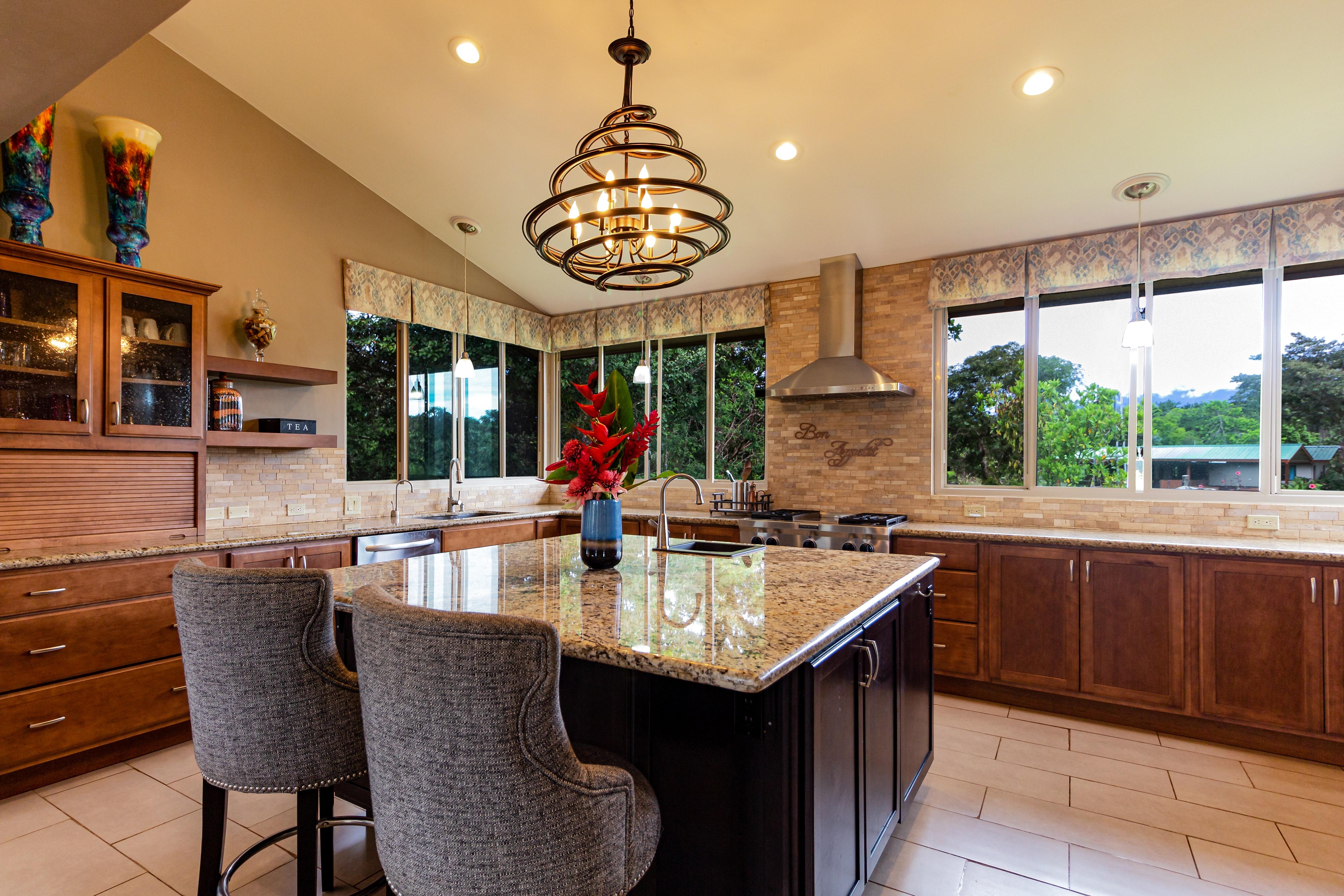 Kitchen Remodel: Marble vs Granite Countertops
